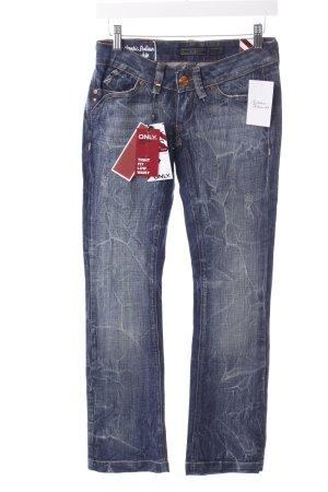 "Only Straight-Leg Jeans ""Jackie"" stahlblau"