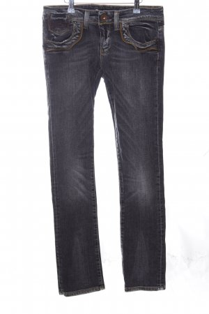 Only Stretch Jeans light grey casual look