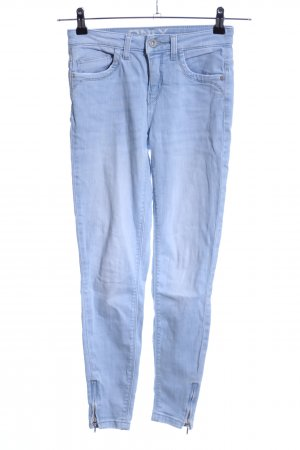 Only Stretch jeans blauw casual uitstraling