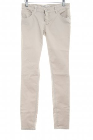 Only Stretch Jeans beige casual look