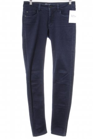 Only Stretch jeans donkerblauw Jeans-look