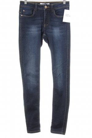 Only Stretch Jeans dunkelblau sportlicher Stil