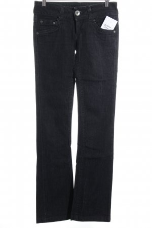 Only Stretch Jeans dunkelblau Street-Fashion-Look