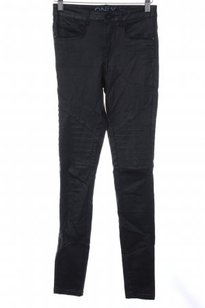 Only Stretch Trousers black extravagant style