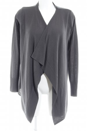 Only Strick Cardigan grau