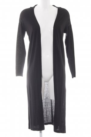 Only Strick Cardigan schwarz Casual-Look
