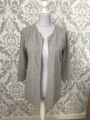 Only Strickjacke Grau M Cardigan 3/4 Arm