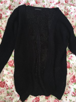 Only Giacca in maglia nero