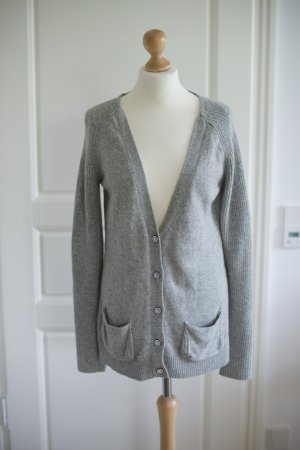 Only Strickjacke mit transparentem Rücken Gr. M