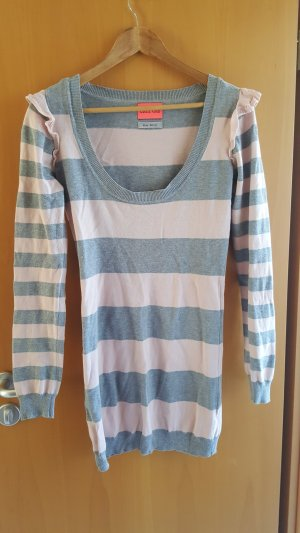 Only Knitted Dress light grey-pink