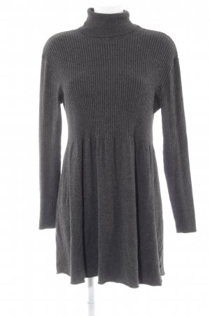 Only Strickkleid anthrazit Casual-Look