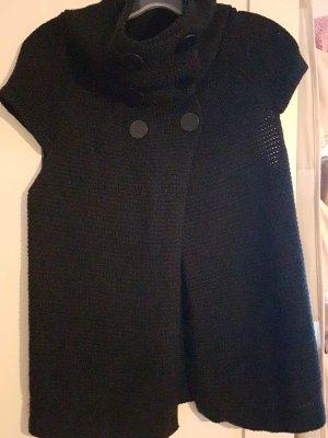 Only Gilet tricoté noir