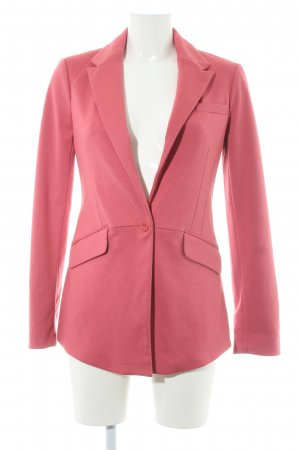 Only Sweat Blazer bright red business style