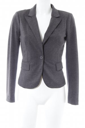 Only Sweatblazer schwarz Business-Look