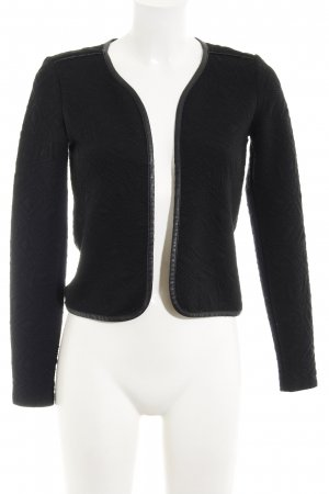 Only Blazer sweat nero stile casual