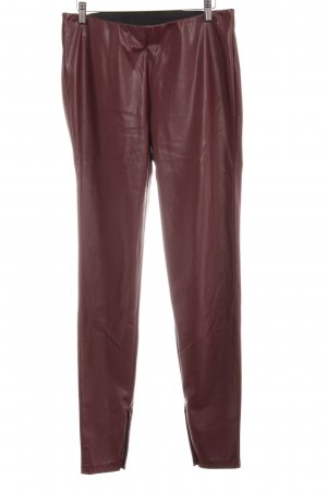Only Sweat Pants brown red casual look