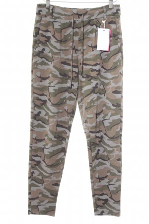 Only Sweat Pants camouflage pattern casual look