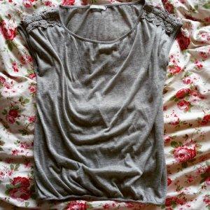 ONLY T-Shirt ~ grau