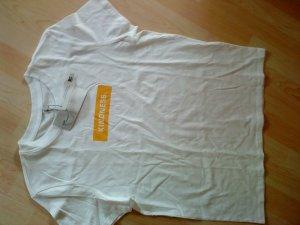 ONLY T-Shirt weiß L