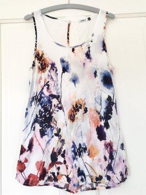 Only Top Bluse blumen flower print