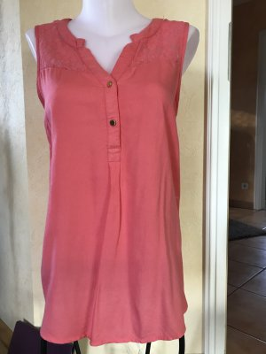 Only Top Bluse Gr 40 Korall