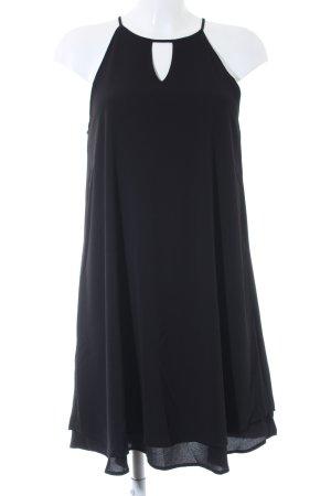 Only Trägerkleid schwarz minimalistischer Stil