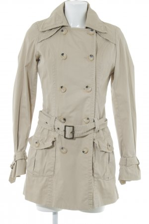 Only Trenchcoat beige style décontracté