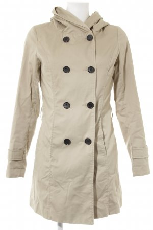 Only Trenchcoat beige Casual-Look
