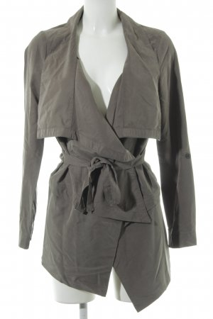 Only Trenchcoat mehrfarbig Casual-Look