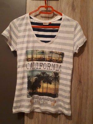 Only Tshirt Gr xs mit Aufdruck