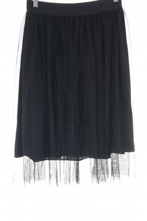 Only Gonna di tulle nero Paris-Look