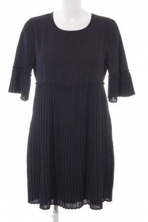 Only Tunic Dress dark blue simple style