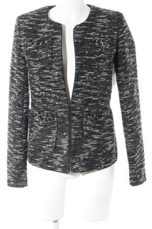 Only Tweed blazer gestippeld zakelijke stijl