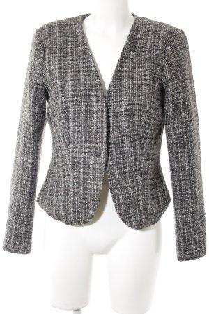 Only Tweed blazer Webpatroon casual uitstraling