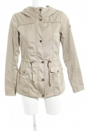 Only Übergangsjacke beige Casual-Look