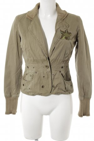 Only Between-Seasons Jacket olive green casual look