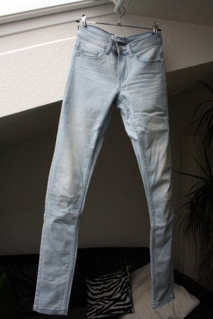 ONLY Ultimate Soft Jeans hellblau S/32