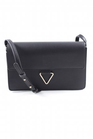 Only Crossbody bag black-gold-colored business style