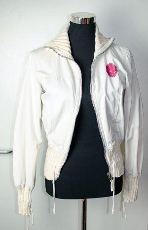 ONLY Vintage Blouson Baumwolle mit Strickbündchen aus den frühen 2000er, M wie S oder 36