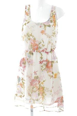 Only Vokuhila-Kleid Blumenmuster Elegant