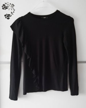 Only Crewneck Sweater black