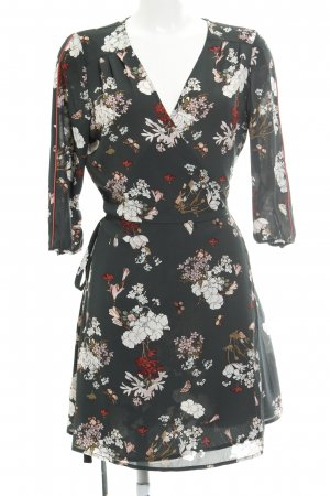 Only Robe portefeuille motif floral