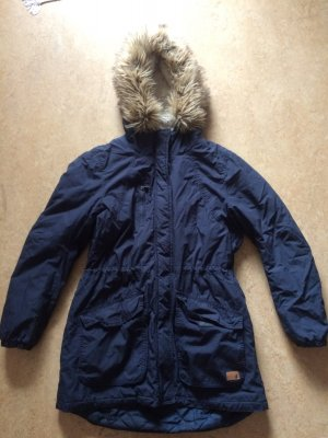 Only Winterjacke, dunkelblau
