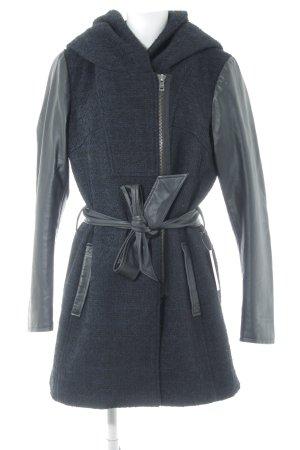 Only Winterjacke dunkelblau-schwarz schlichter Stil