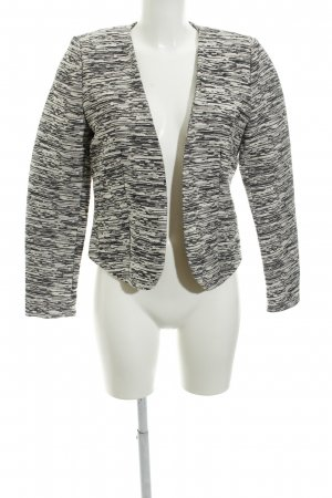 Only Wool Blazer natural white-black simple style