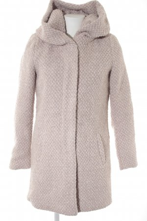 Only Cappotto in lana crema soffice