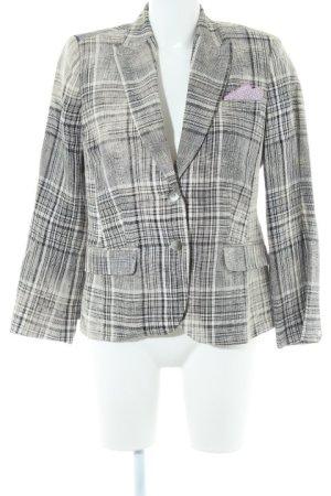 .Onorati Jersey Blazer check pattern business style
