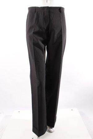 Onyx Anzughose schwarz