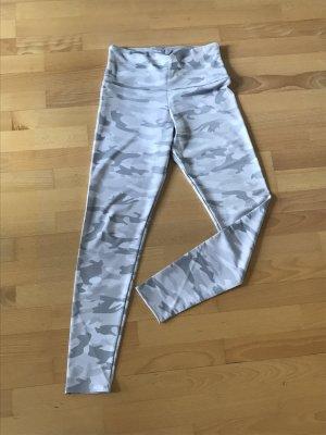 ONZIE Yoga/Sporthose Camouflage Optik