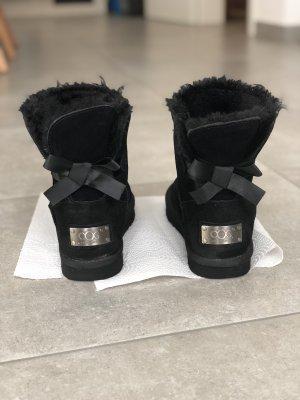 OOG Boots; schwarz; Größe 39